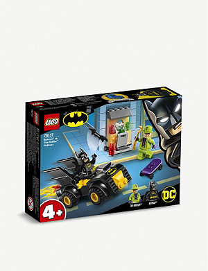 LEGO LEGO? DC Super Heroes Batman vs. The Riddler Robbery set