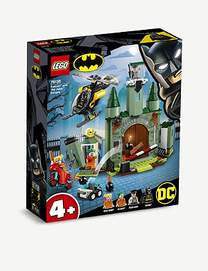 LEGO LEGO® DC Super Heroes Batman and The Joker Escape