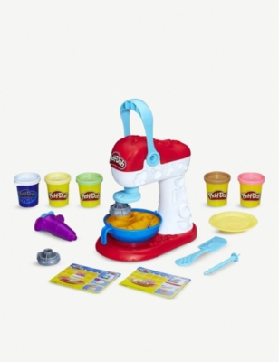 PLAYDOH Kitchen Creations Spinning Treats Mixer modelling clay set
