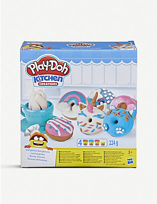 PLAYDOH: Delightful Donuts set