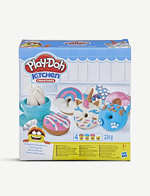 PLAYDOH Delightful Donuts set