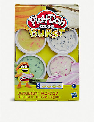 PLAYDOH: Colour Burst set