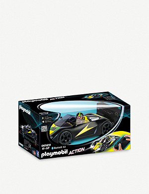 PLAYMOBIL Action Turbo Racer remote control car