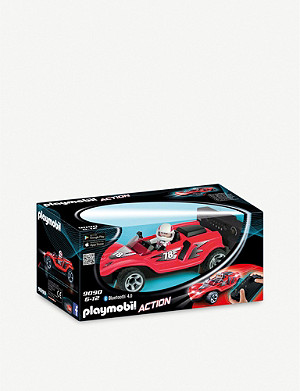 PLAYMOBIL Action Rocket Racer remote control car