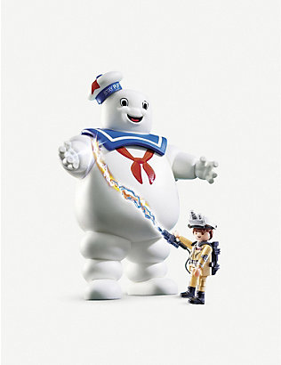 PLAYMOBIL: Ghostbusters marshmallow man figure