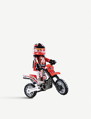 PLAYMOBIL Special Plus Motocross toy