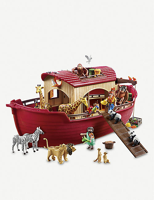 PLAYMOBIL Wild Life Noah's Ark play set