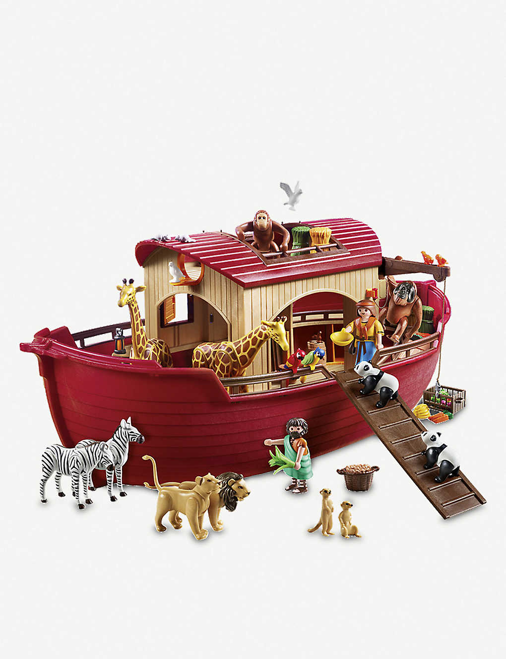 PLAYMOBIL: Wild Life Noah's Ark play set