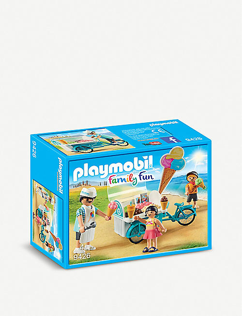 PLAYMOBIL 9426 Ice Cream Cart set