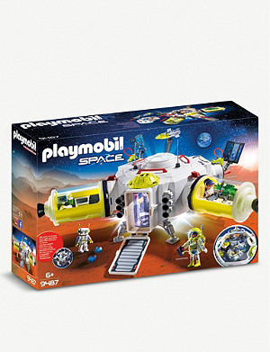 PLAYMOBIL Mars Space Station set