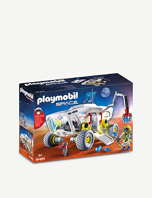 PLAYMOBIL Mars Research Vehicle set