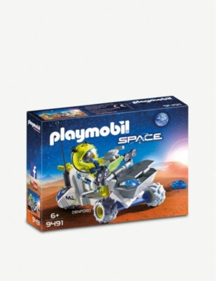 PLAYMOBIL Mars Rover set