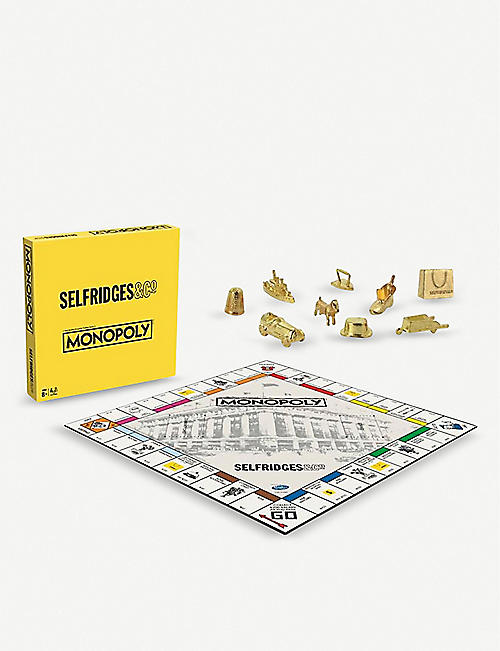 BOARD GAMES Selfridges exclusive Monopoly
