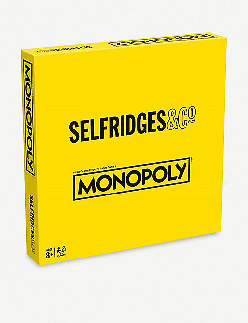 BOARD GAMES : Selfridges垄断棋盘游戏
