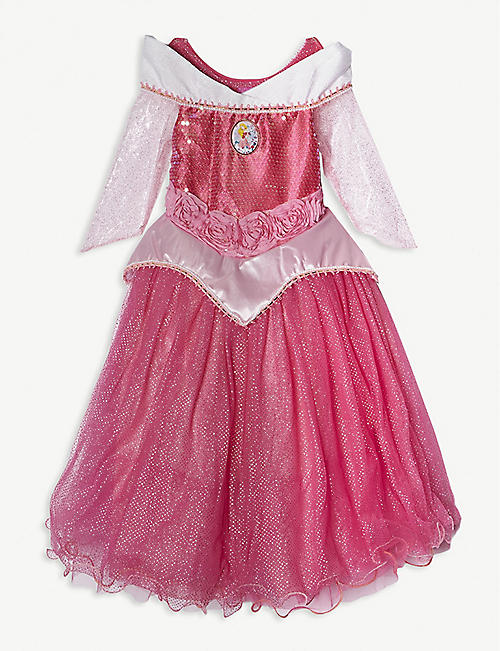 DRESS UP Disney Princess Aurora dress 3-4 years