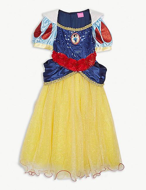 DRESS UP: Disney Princess Snow White fancy dress costume 7-8 years