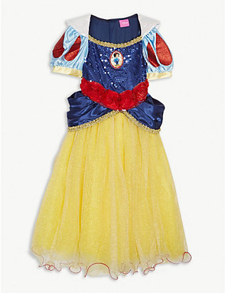 DRESS UP: Disney Princess Snow White fancy dress costume 5-6 years