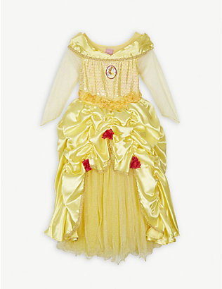 DRESS UP: Disney Beauty and the Beast Belle dress 5-6 years