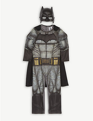 DRESS UP: Batman fancy dress costume 7-8 years