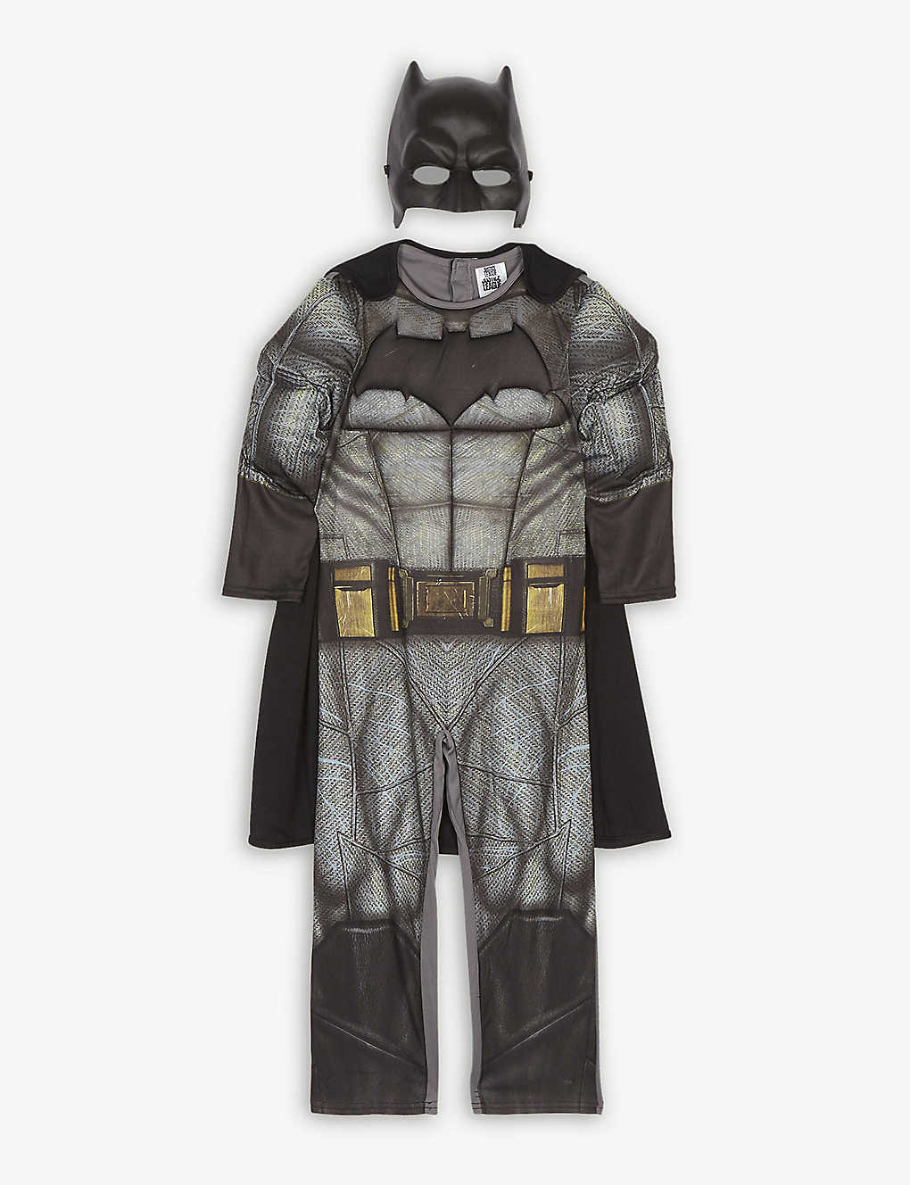 DRESS UP: Batman fancy dress costume 5-6 years