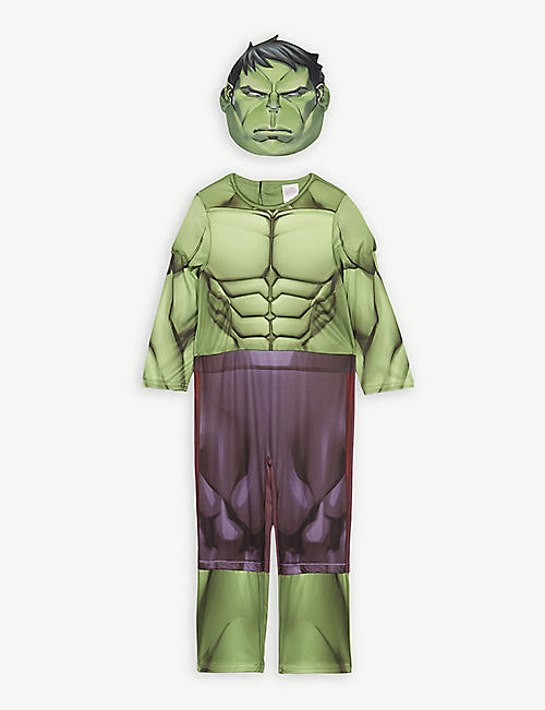 DRESS UP: Hulk costume 5-6 years