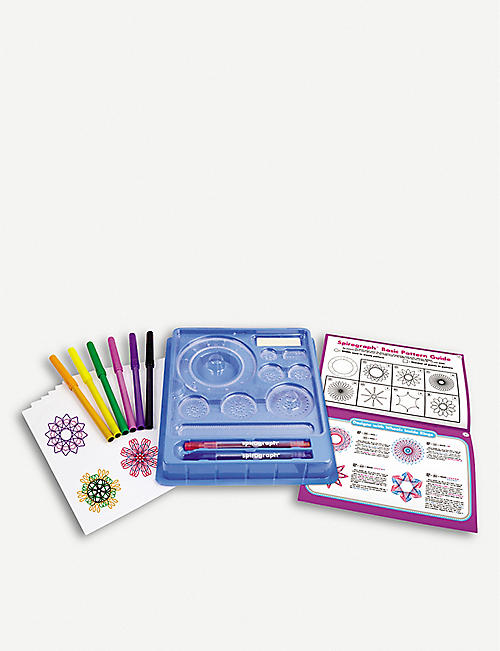 SPIROGRAPH The Original Spirograph Desaign boxed set