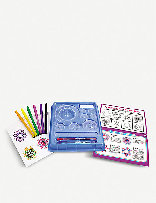 SPIROGRAPH: The Original Spirograph Desaign boxed set