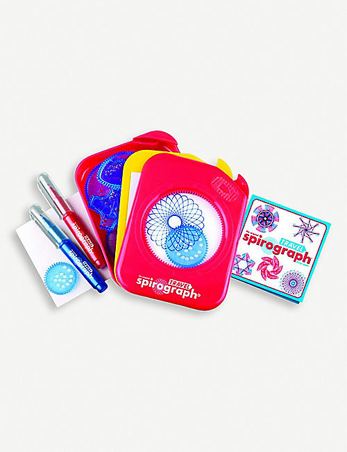 SPIROGRAPH: Spirograph Travel Set