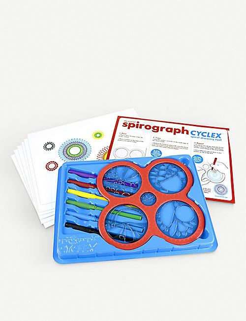 SPIROGRAPH: The Original Spirograph Cyclex drawing tool set
