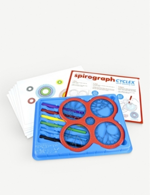 SPIROGRAPH The Original Spirograph Cyclex drawing tool set