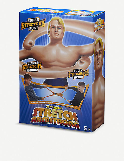 POCKET MONEY Stretch Armstrong figure 30cm