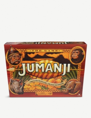 BOARD GAMES Jumanji board game