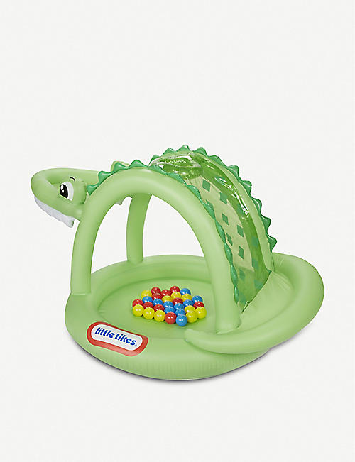 LITTLE TIKES Junior alligator ball pit