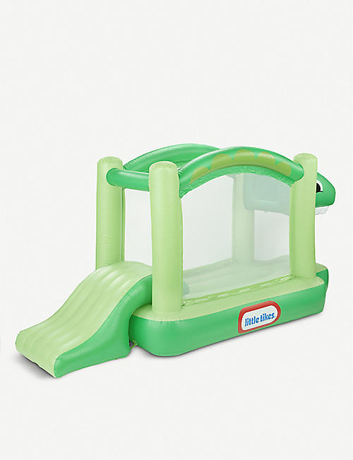LITTLE TIKES Dino bouncer inflatable slide