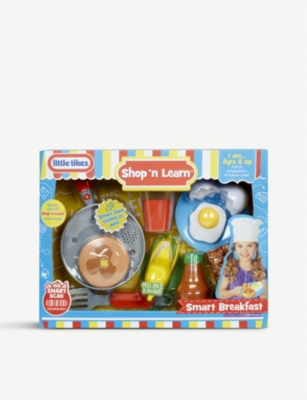 LITTLE TIKES Shop 'n' Learn Smart Breakfast