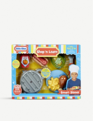 LITTLE TIKES Shop 'n' Learn Smart Dinner