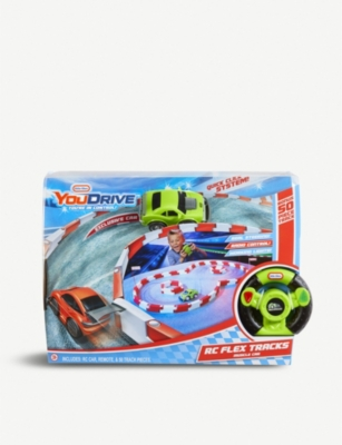 LITTLE TIKES YouDrive Flex Tracks™ with RC Red Race Car