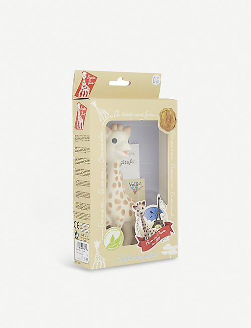 SOPHIE THE GIRAFFE:笑玩具