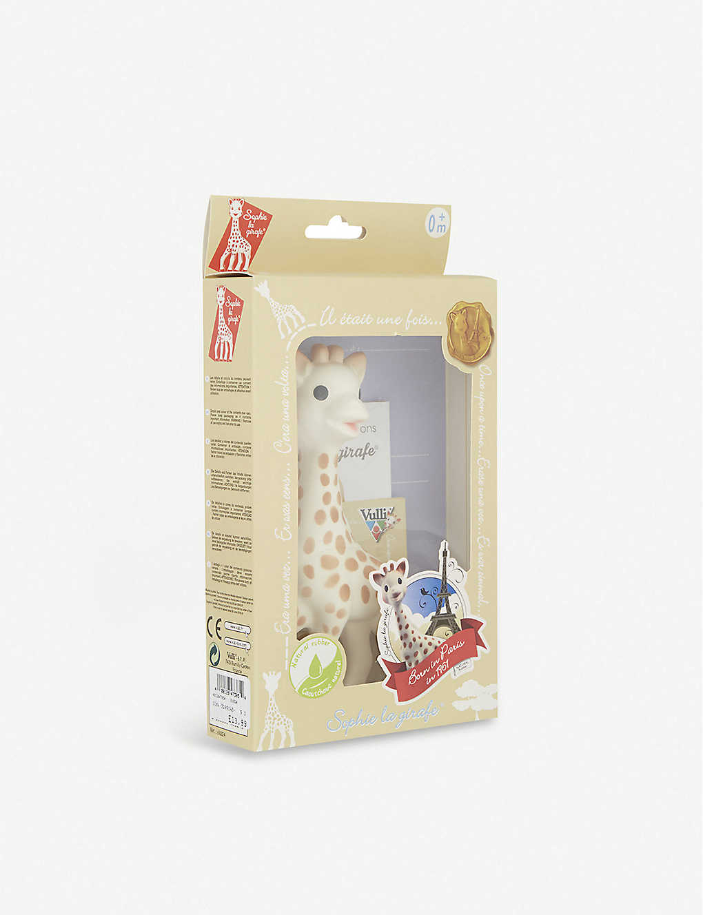 SOPHIE THE GIRAFFE: Laughing toy