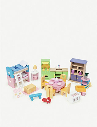 LE TOY VAN: Daisy Lane starter furniture set