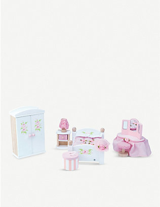 LE TOY VAN: Daisy Lane master bedroom furniture set