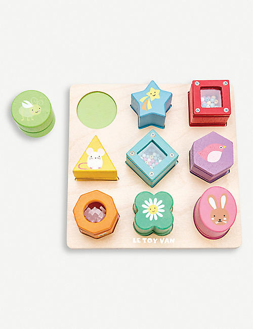 LE TOY VAN: Petilou Sensory Shapes
