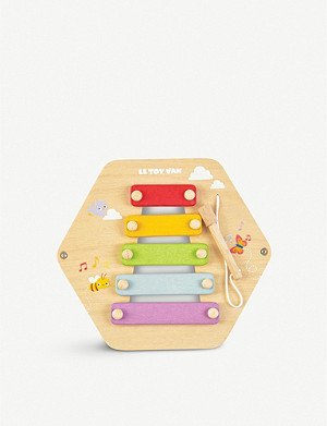 LE TOY VAN Xylophone wooden activity tile