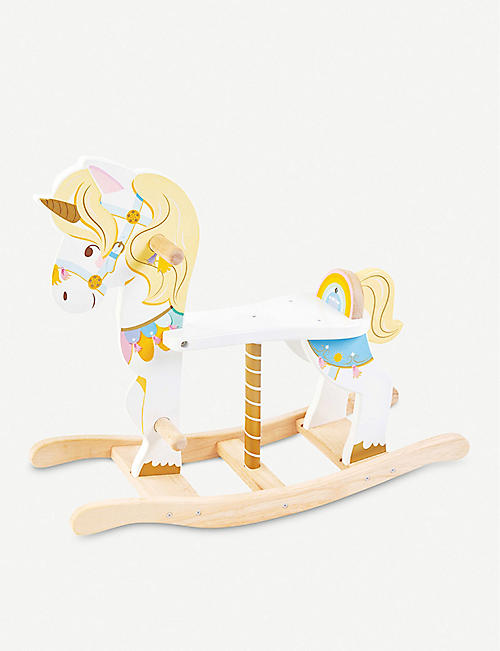 LE TOY VAN: Rocking unicorn carousel