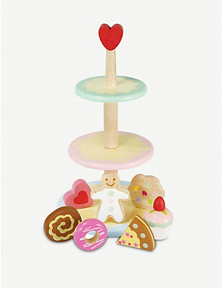 LE TOY VAN: Wooden cake stand