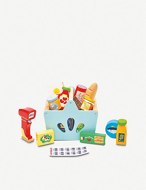LE TOY VAN: Grocery and scanner set