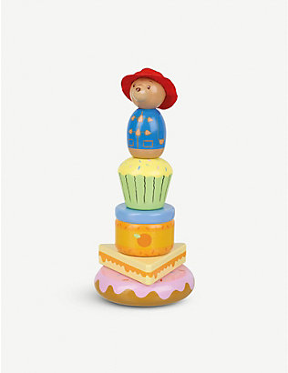 ORANGE TREE TOYS: Paddington Bear wooden stacking toy