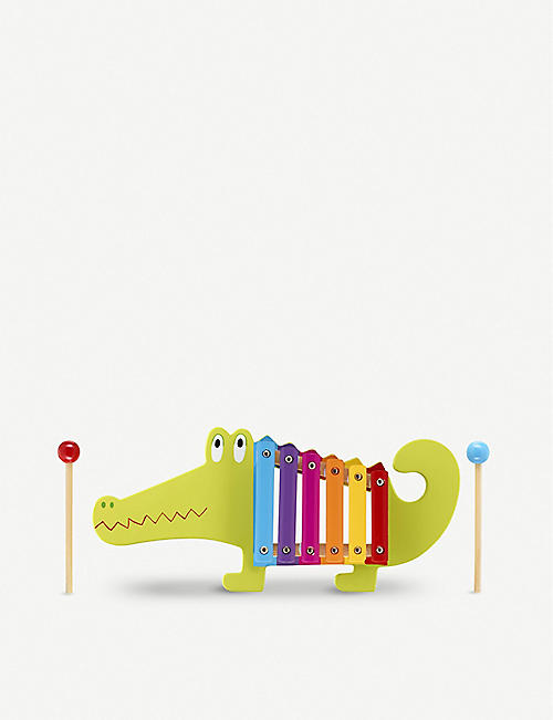 ORANGE TREE TOYS Crocodile xylophone