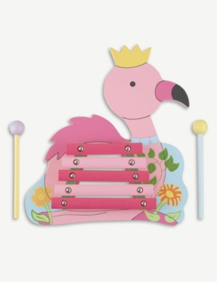 ORANGE TREE TOYS Flamingo wooden xylophone