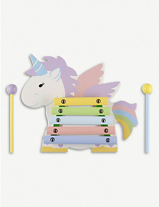 ORANGE TREE TOYS: Unicorn wooden xylophone